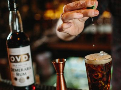 O.V.D. Rum